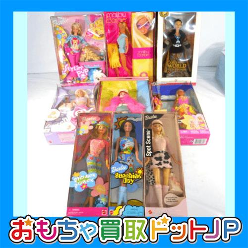 大阪府大阪市より【Barbieドール各種】お買取りしました